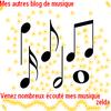 Tous mes blogs zik :)