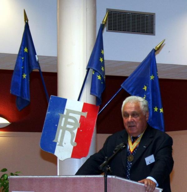 Le Professeur Edmond Jouve se présente aux élections municipales de 2014  à Nadaillac-De-Rouge (Lot 46350)