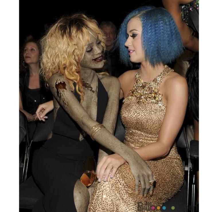 Rihanna en zombie, selon BillBoard !
