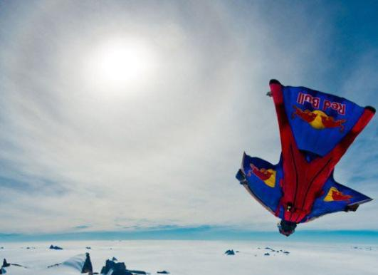 Base jump/Wingsuit pour les nuls !!
