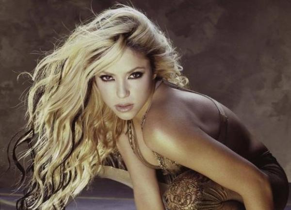 Rubrique chanteuse : Shakira