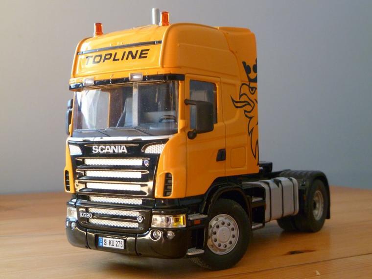 Scania r620 miniature