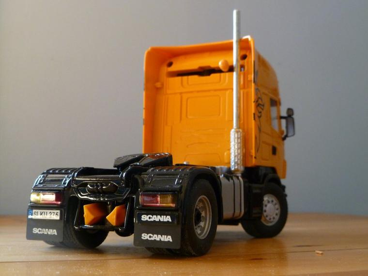 Scania r620 miniature
