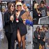 Lady Gaga avec sa soeur