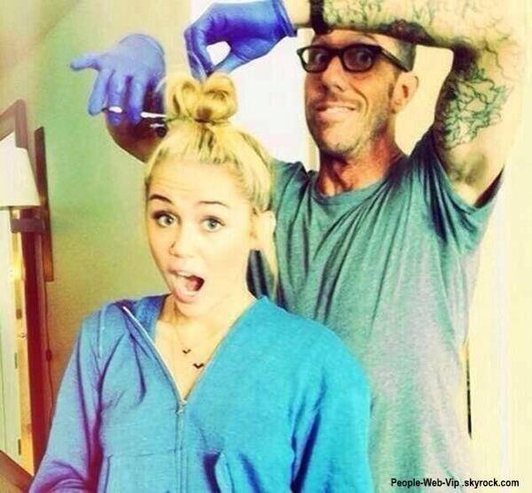 FLASHBACK PICTURE ! Miley Cyrus, le jour ou tout a basculé !