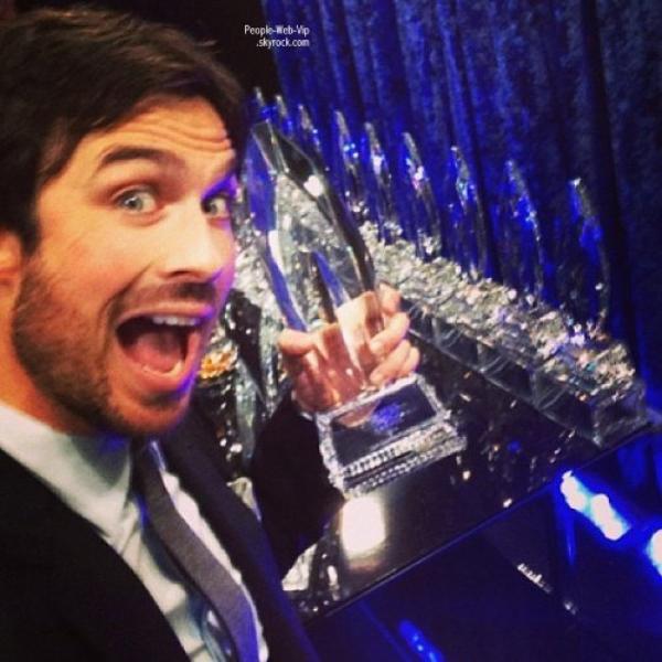 Découvrez   Les meilleures photos Instagram des People's Choice Awards 2014