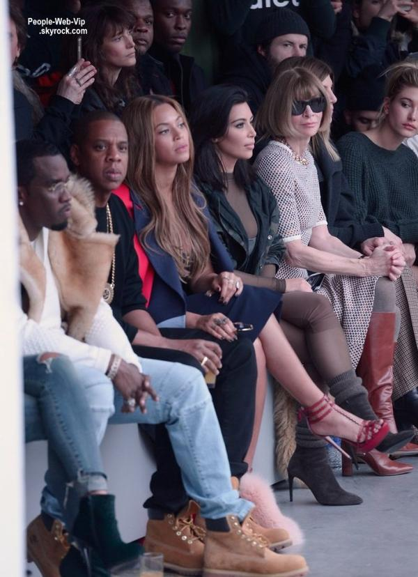 974a68691b0d5 Kanye West a présenté hier sa première collection de chaussures et de  vêtements pour Adidas lors ...