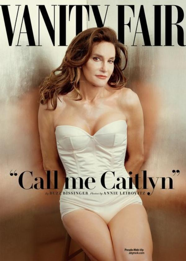 PHOTOS : Bruce Jenner devient Caitlyn Jenner !