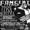 ST4 au Concert Cosa Nostra Le 6 Fevrier