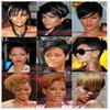 Rihanna une véritable icône de la mode mais également une icône capillaire pour de nombreuses jeunes femmes ! » Hairstyle 2/2