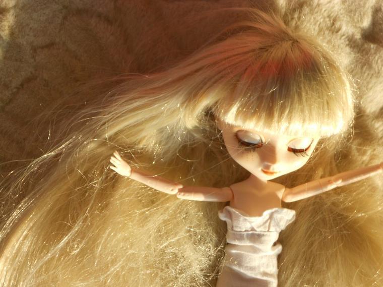 Alice qui bronze