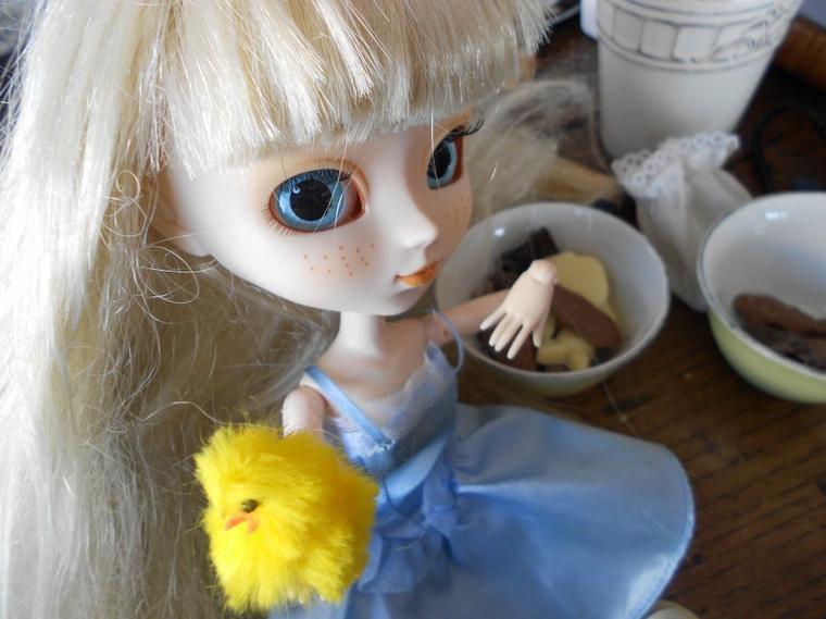 Alice a pâques