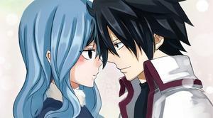 Les couples que j'aime dans Fairy Tail :