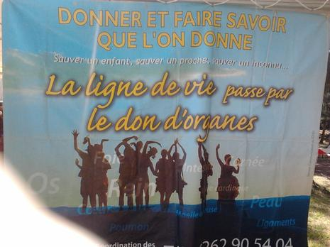13 OCTOBRE 2013 : JOURNEE DON D'ORGANE A LANGEVIN