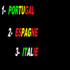 Portugal-Espagne-Italie