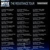 """Tracklist de """"The résistance"""""""