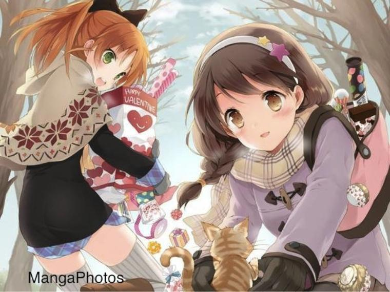 Articles de mangaphotos tagg s manga fille blog de - Filles mangas ...