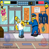 """Photo du Jeu """"The Simpsons Arcade"""" exclusivement pour iPhone"""