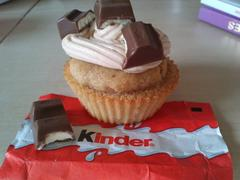 Cupcakes au Kinder n°4