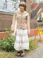 japanese fashion style : 森ガール(mori gahru) forest girl style