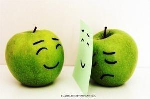 Derrière ce visage heureux, ce trouve un coeur malheureux...</3