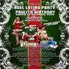 PAULITO BIRTHDAY & NOEL LATINO PARTY - SAMEDI 26 DECEMBRE 2009