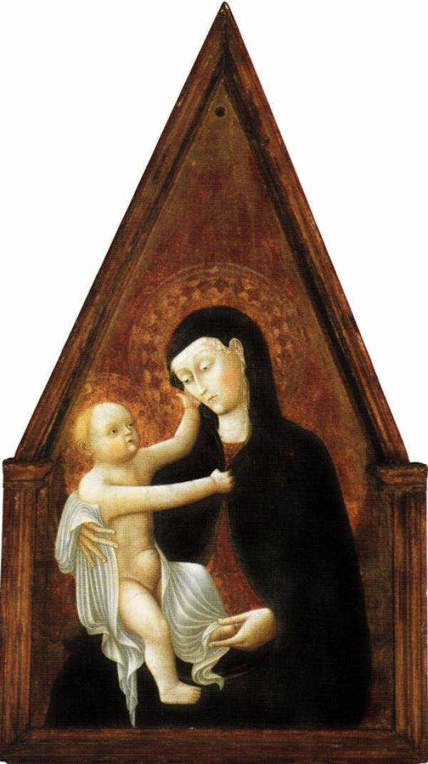 Marie et Jésus