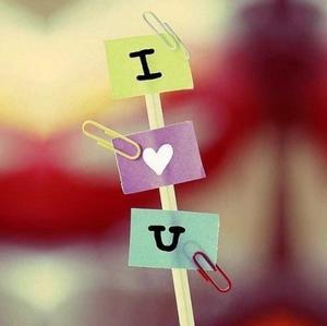 Je suis Amoureuse.