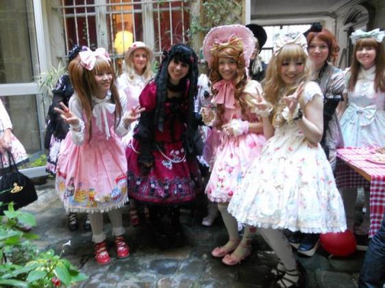 Tea Party Baby - 02 Juillet 2011