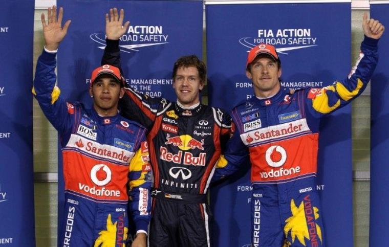 Abu Dhabi  Résultats du 18° Grand Prix