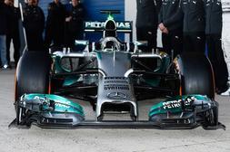 > 2] Mercedes AMG F1 W05