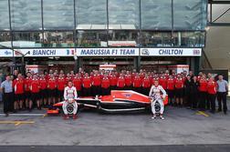 > 10] Marussia MR03 Ferrari