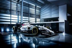 > 3] Williams FW38 Mercedes Benz- Williams sera t-elle la surprise de l'année ?