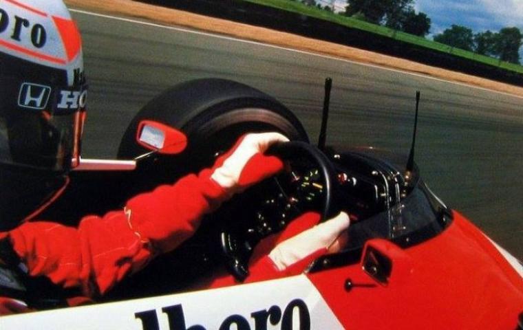 Alain Prost le meilleur pilote de l'histoire de la f1