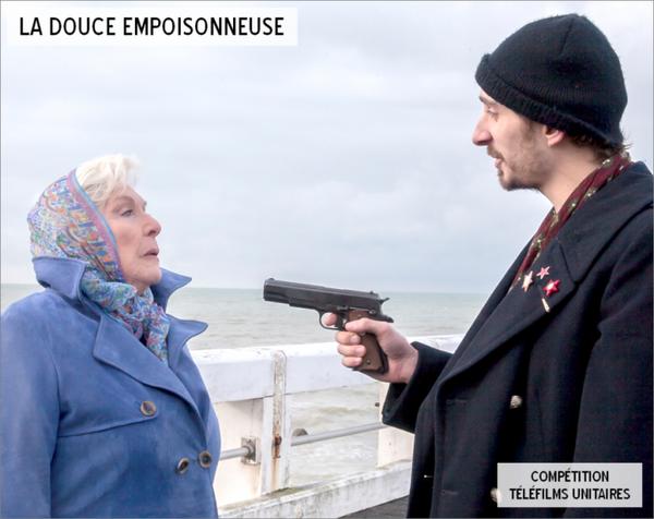 """""""LA DOUCE EMPOISONNEUSE """" AU FESTIVAL  DE LA FICTION....."""