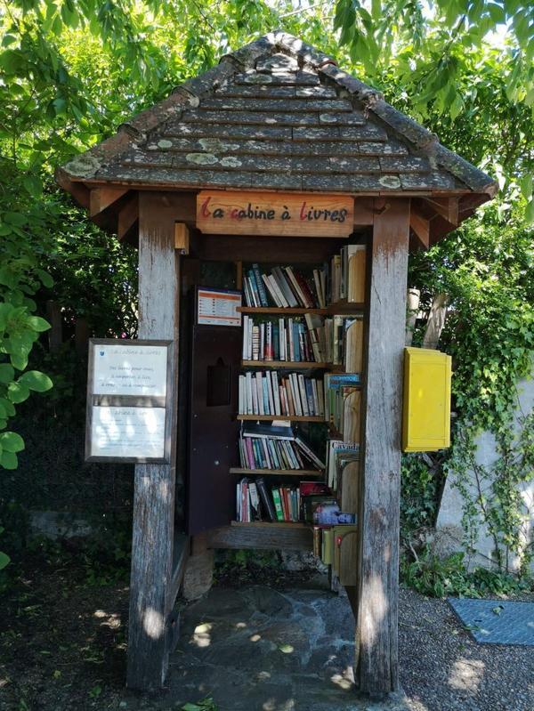 Bibliothèque de campagne