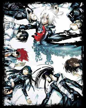D Gray Man Poweeeeeeeeeeeeeeeer !!!!! xP
