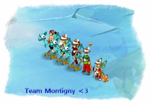 Montigny <3