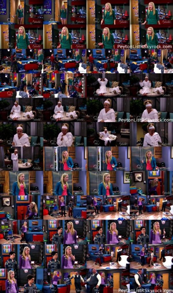 """Capture image de l'épisode 9 saison 2 de Jessie  """" enseignant ravageurs """""""