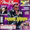 Johnny est en couverture de Nous Deux n° 3100 du 28/11