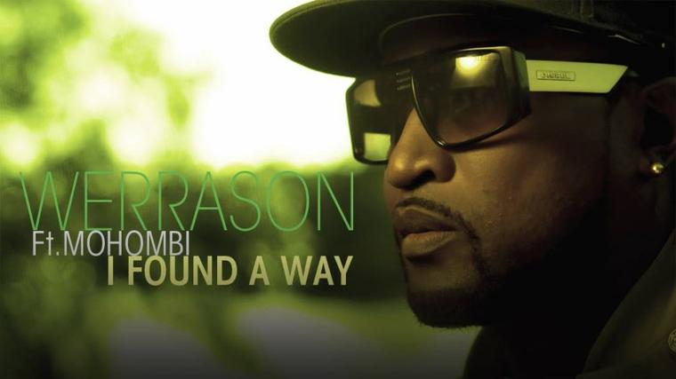 New single coming soon!!  A venir! New single Werrason feat Mohombi - I found a way