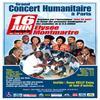 Elysée Montmarte Concert humanitaire á Paris 16 juin de 17 á 23h
