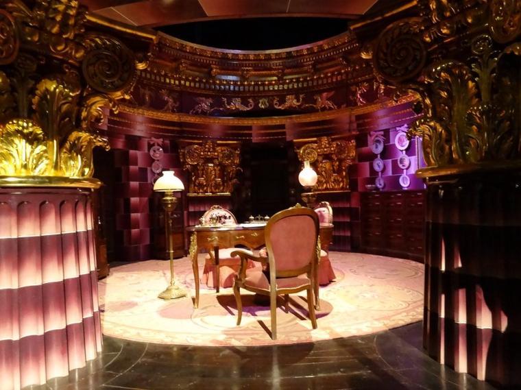 Harry Potter's studios