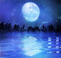 Les Reflets de Lune