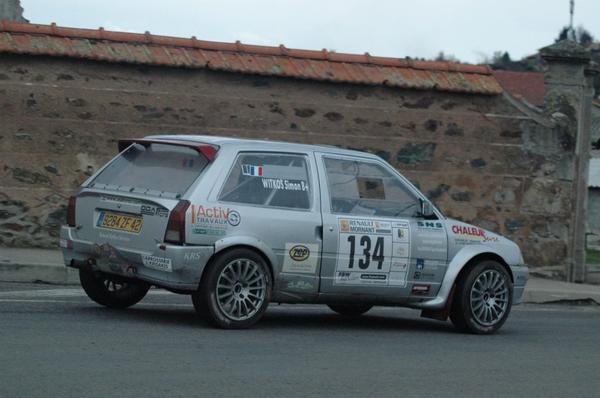 11ème rallye: 2ème Rallye National du Lyonnais Monts & Coteaux (69)