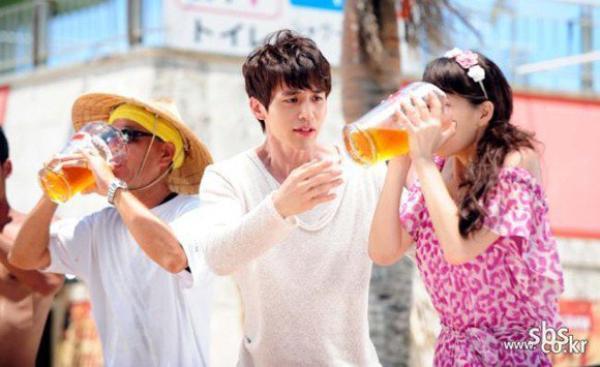 Scent of Woman//Drama Coreen // 16 épisodes //Comédie & Romance// 2011