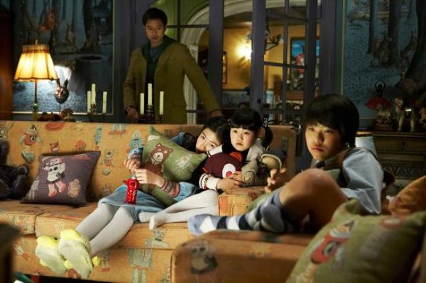 Hansel & Gretel//Film Coreen // 10 parties //Amour // 2007