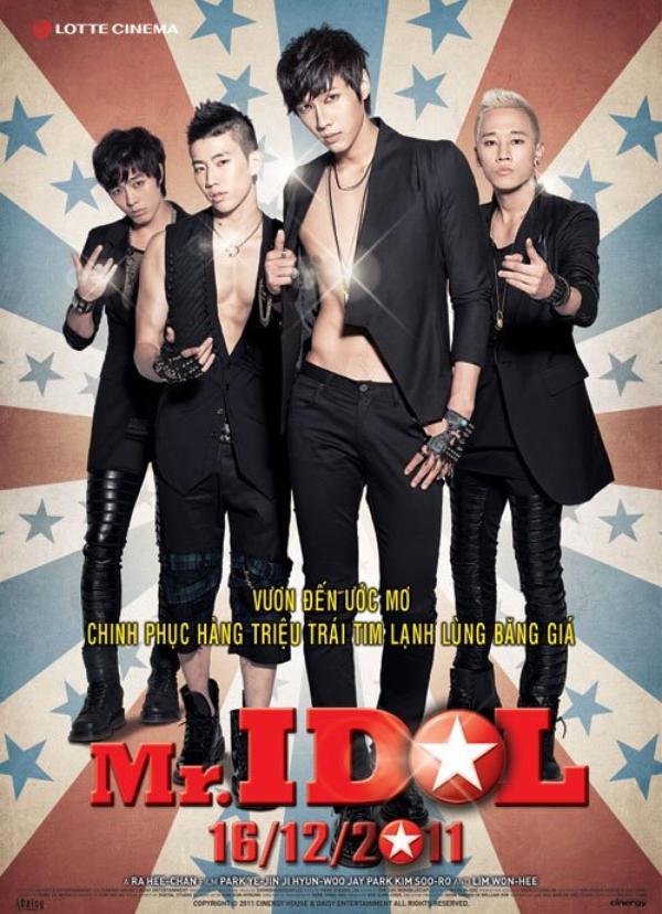 MR.IDOL//Film Coreen //  parties //Amour // 2011