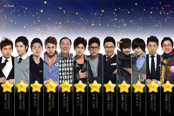 Twelve Men in a Year//Drama Coreen // 16 épisodes //Amour// 2012