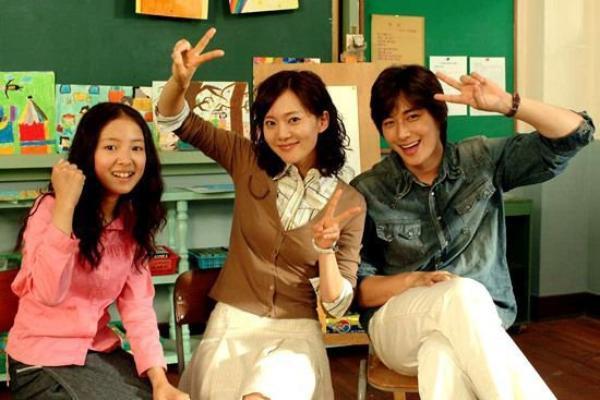 Lovely rival//Film Coreen // 1 partie //Comédie & ecole // 2004